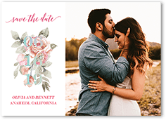 diamond blossoms save the date
