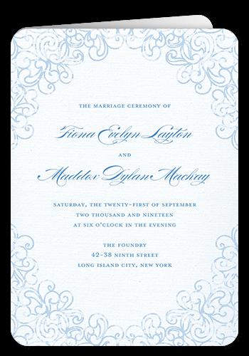 Coral Wedding Invitations Shutterfly