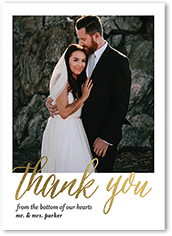 Thank You Card From 109 087 Custom Color Palette Colors Of This Design
