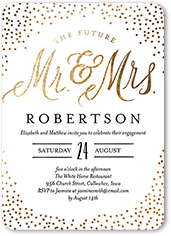 engagement party invitations shutterfly