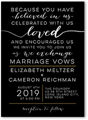 Red And Black Wedding Invitations Shutterfly