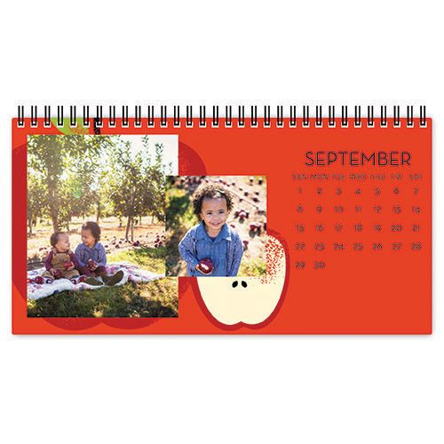 bold seasons desk calendar