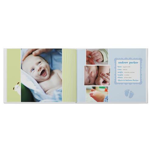 oh baby boy photo book