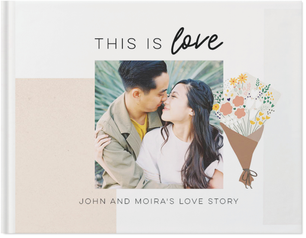 love is all we need photo book
