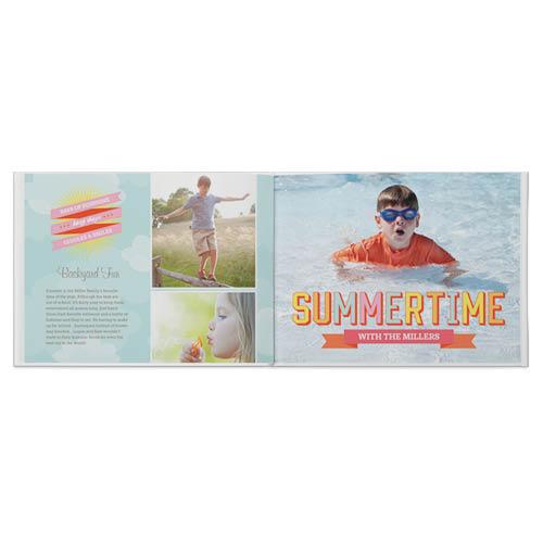 summer days photo book