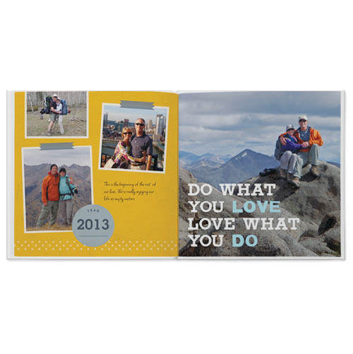 better with age photo book
