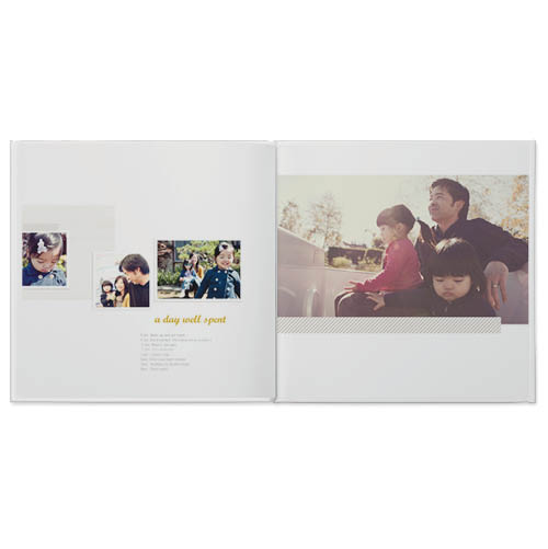 everyday moments photo book