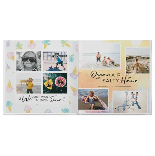 we love summer photo book